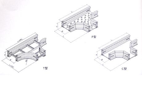 DQJ型大跨距电缆桥架-DQJ系列电缆桥架